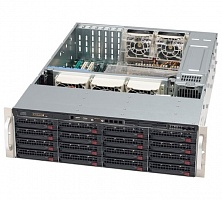 Корпус Supermicro CSE-836BE1C-R1K03B, 3U