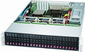 Корпус Supermicro CSE-216BE1C-R920LP, 2U